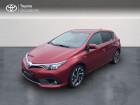 Toyota Auris HSD 136h Design RC18 Rouge à VANNES 56