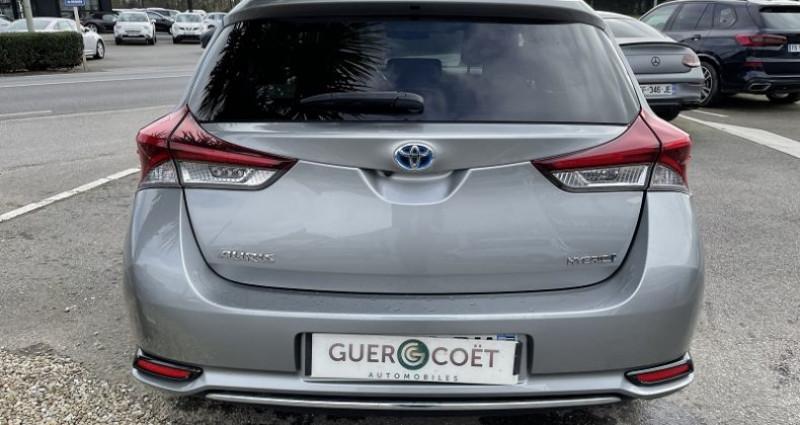 Toyota Auris HSD 136H DESIGN Gris occasion à GUER - photo n°4