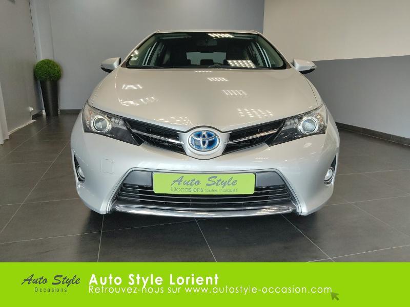 Toyota Auris HSD 136h Dynamic 15 5p Gris occasion à LANESTER - photo n°5