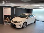 Toyota Auris HSD 136h Dynamic Blanc 2013 - annonce de voiture en vente sur Auto Sélection.com