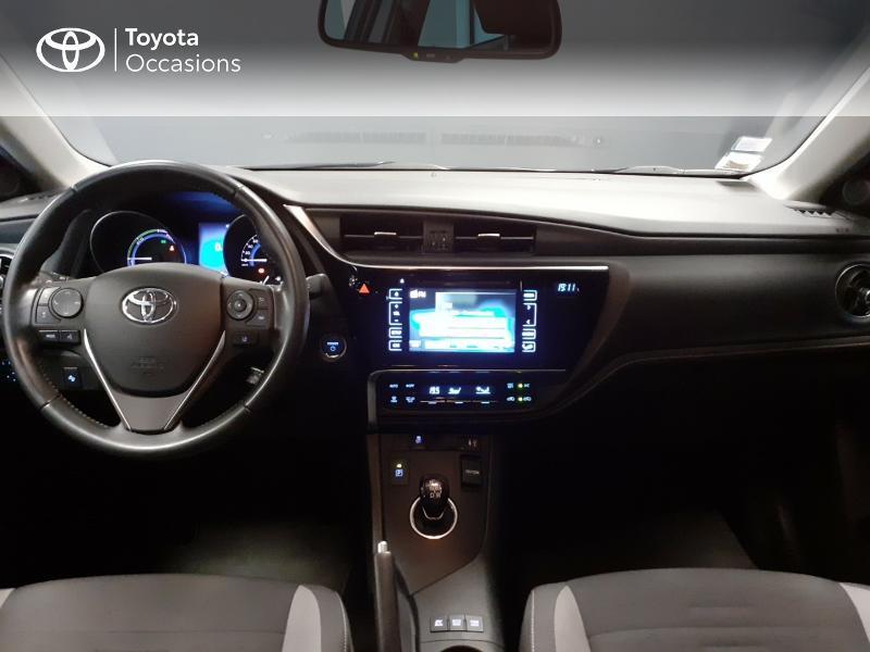 Toyota Auris HSD 136h TechnoLine Gris occasion à LANESTER - photo n°8