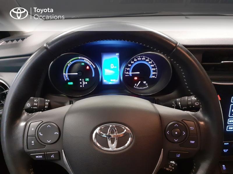 Toyota Auris HSD 136h TechnoLine Gris occasion à LANESTER - photo n°13