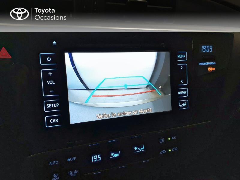 Toyota Auris HSD 136h TechnoLine Gris occasion à LANESTER - photo n°6