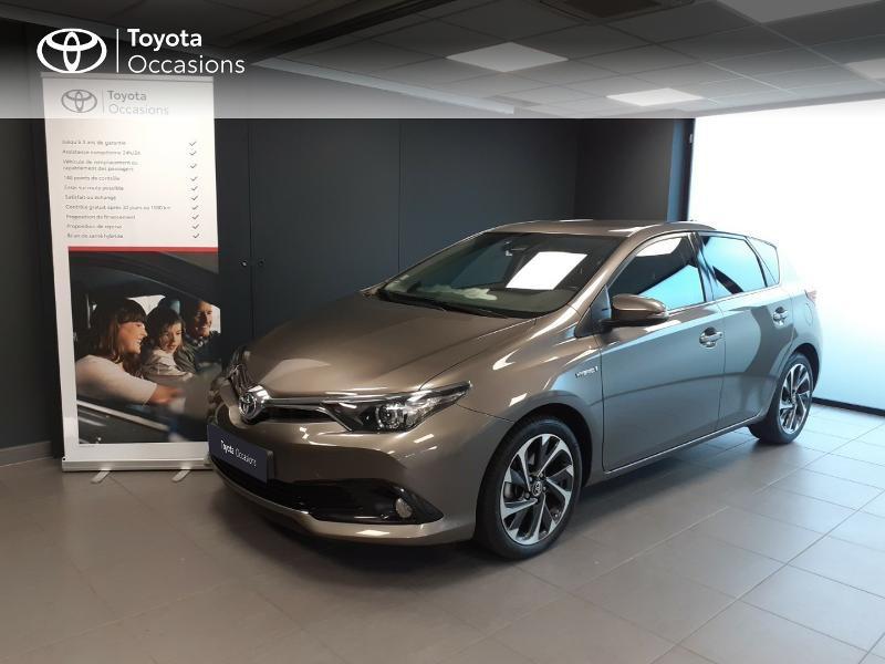 Toyota Auris HSD 136h TechnoLine Gris occasion à LANESTER