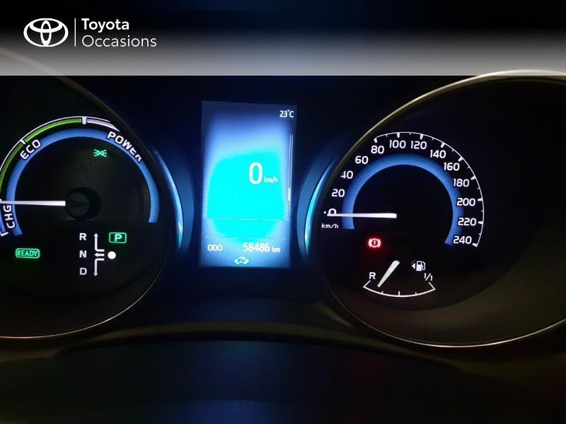 Toyota Auris HSD 136h TechnoLine Gris occasion à LANESTER - photo n°14