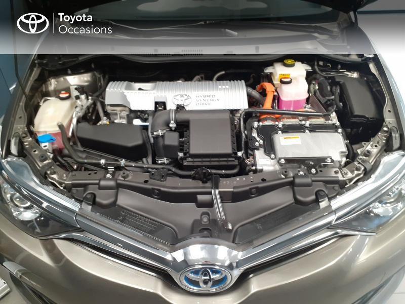 Toyota Auris HSD 136h TechnoLine Gris occasion à LANESTER - photo n°17