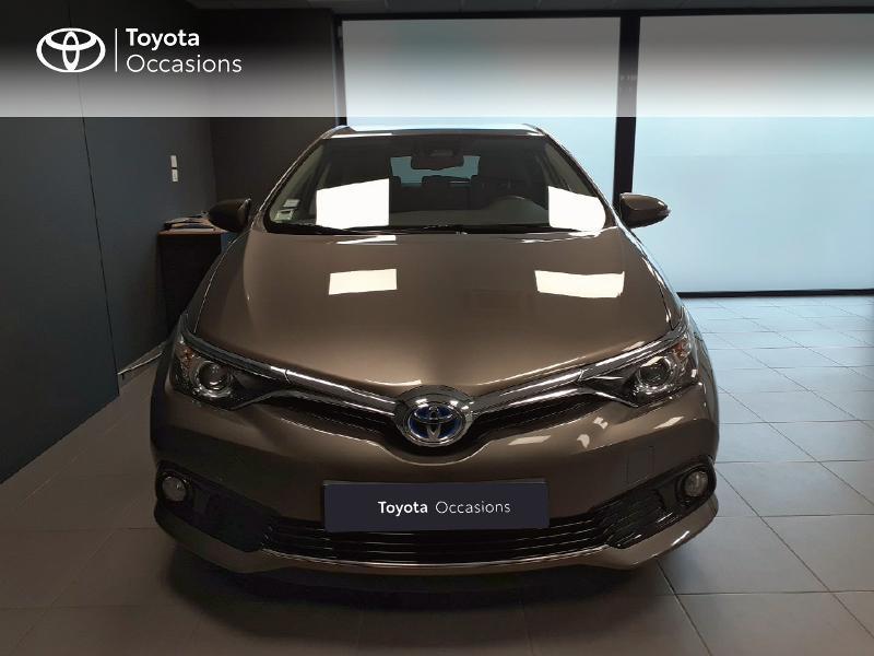 Toyota Auris HSD 136h TechnoLine Gris occasion à LANESTER - photo n°5
