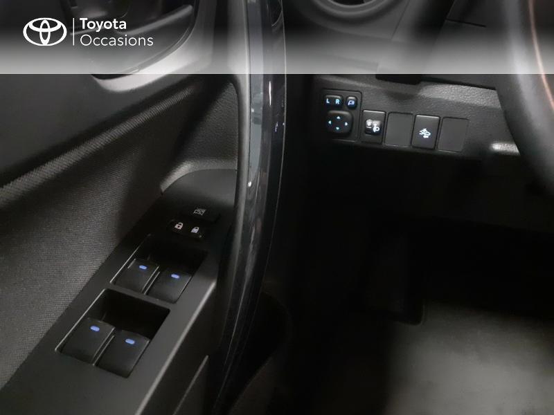 Toyota Auris HSD 136h TechnoLine Gris occasion à LANESTER - photo n°18