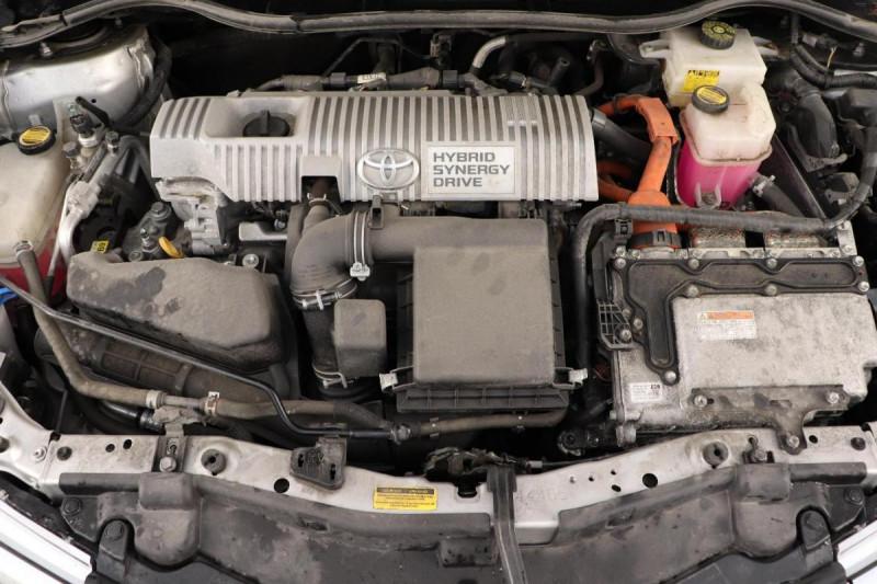 Toyota Auris HYBRIDE 136 CH COLLECTION Gris occasion à Tourville-la-Rivière - photo n°13