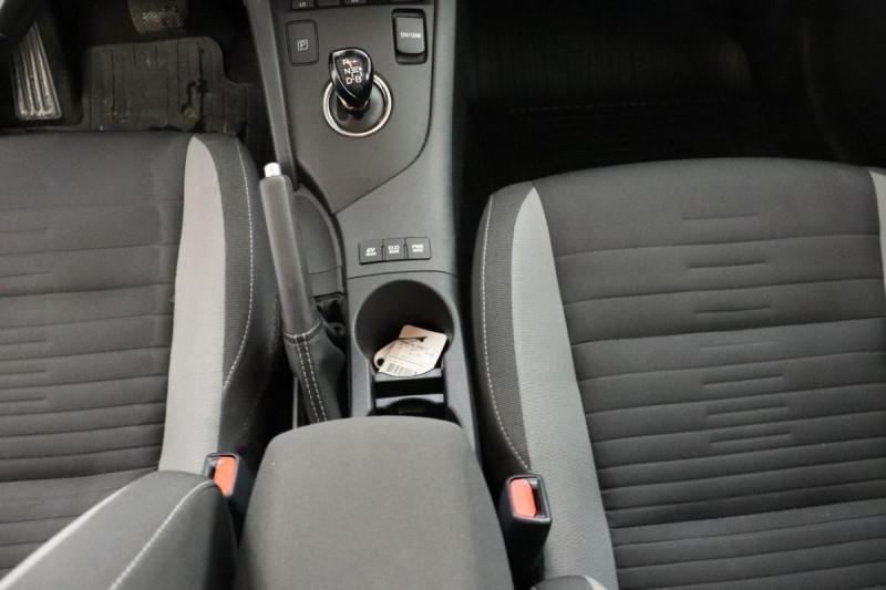 Toyota Auris HYBRIDE 136 CH COLLECTION Gris occasion à Tourville-la-Rivière - photo n°12