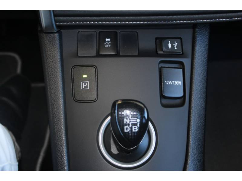 Toyota Auris Hybride 136h Design Rouge occasion à Montauban - photo n°9