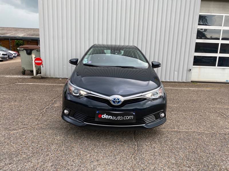 Toyota Auris Hybride 136h Dynamic Gris occasion à Libourne - photo n°2
