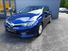 Toyota Auris Hybride 136h Tendance Bleu à Tulle 19
