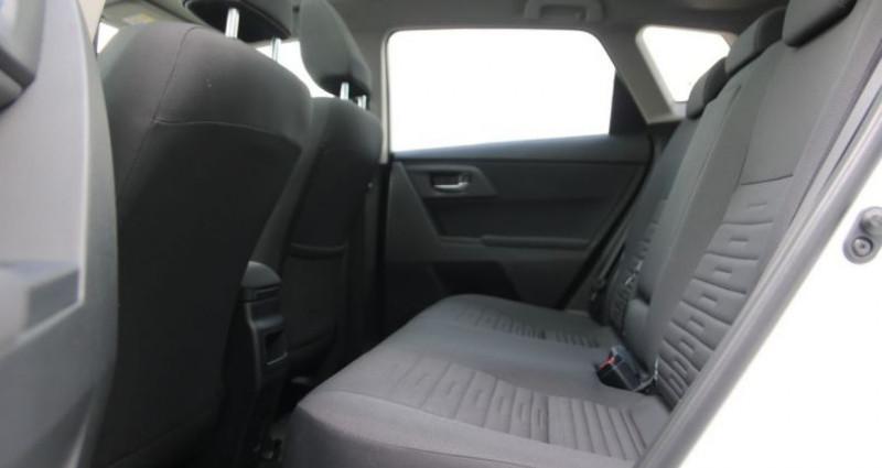Toyota Auris II (2) 1.8 HYBRIDE 136 DESIGN AUTO Blanc occasion à Jaux - photo n°7