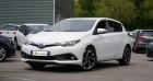 Toyota Auris II (2) 1.8 HYBRIDE 136 DESIGN BUSINESS CVT Blanc 2018 - annonce de voiture en vente sur Auto Sélection.com