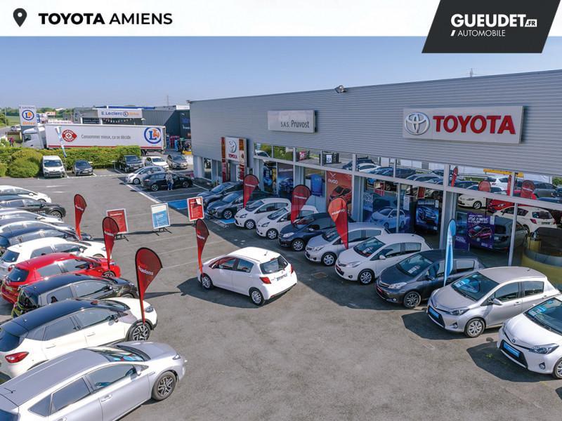 Toyota Aygo 1.0 72 VVTI XBLACK 5P Gris occasion à Rivery - photo n°14