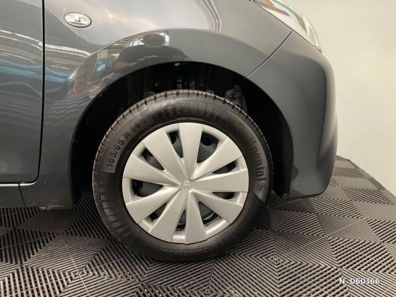 Toyota Aygo 1.0 72 VVTI XBLACK 5P Gris occasion à Rivery - photo n°9