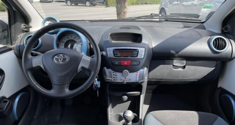 Toyota Aygo 1.0 VVT-I 68CH DYNAMIC 5P Blanc occasion à GUER - photo n°7
