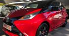 Toyota Aygo 1.0 VVT-I 69CH X-CITE 4 5P Rouge à Villeneuve Loubet 06
