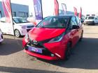 Toyota Aygo 1.0 VVT-i 69ch x-cite 4 5p Rouge à Amilly 45