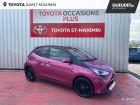 Toyota Aygo 1.0 VVT-i 69ch x-cite 4 5p Violet à Saint-Maximin 60