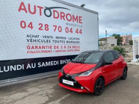 Toyota Aygo Rouge, garage AUTODROME à Marseille 10