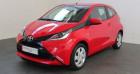 Toyota Aygo 1.0 VVT-i 69ch x-play 3p Rouge 2018 - annonce de voiture en vente sur Auto Sélection.com