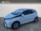 Toyota Aygo 1.0 VVT-i 69ch x-play 3p Blanc à NOYAL PONTIVY 56