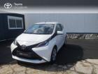 Toyota Aygo 1.0 VVT-i 69ch x-play 3p Blanc à Saint-Jouan-des-Guérets 35