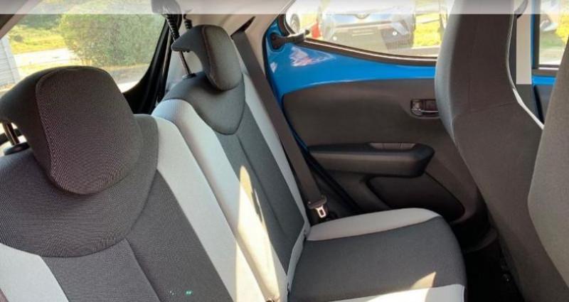 Toyota Aygo 1.0 VVT-i 69ch x-play 5p Bleu occasion à Laxou - photo n°7