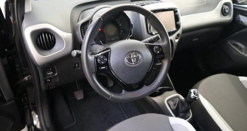 Toyota Aygo 1.0 VVT-i 69ch x-play 5p Noir occasion à Tonnay Charente - photo n°3