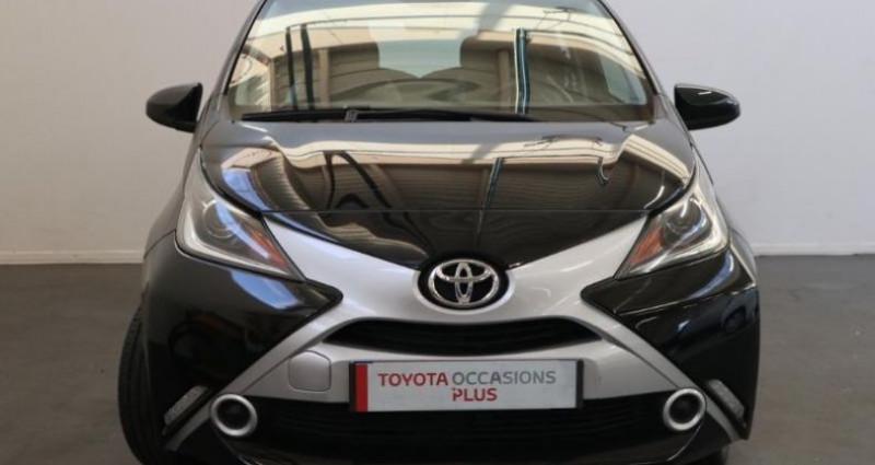 Toyota Aygo 1.0 VVT-i 69ch x-play 5p Noir occasion à Tonnay Charente - photo n°7