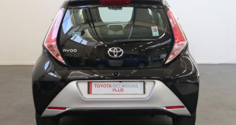 Toyota Aygo 1.0 VVT-i 69ch x-play 5p Noir occasion à Tonnay Charente - photo n°6