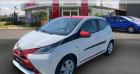Toyota Aygo 1.0 VVT-i 69ch x-play 5p Blanc à Royan 17