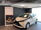 Toyota Aygo 1.0 VVT-i 69ch x-play 5p Blanc à LANESTER 56