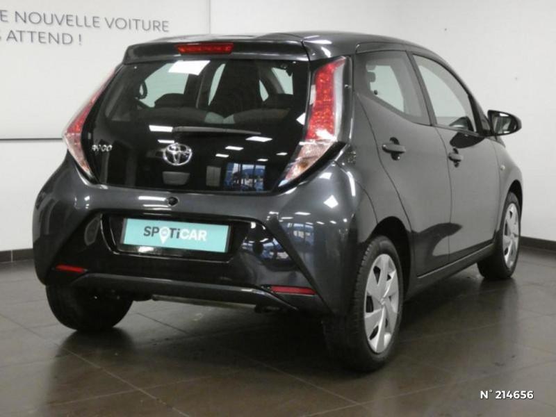 Toyota Aygo 1.0 VVT-i 69ch x-play 5p Gris occasion à Corbeil-Essonnes - photo n°16