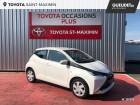Toyota Aygo 1.0 VVT-i 69ch x-play 5p Blanc à Saint-Maximin 60