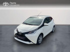 Toyota Aygo 1.0 VVT-i 69ch x-play 5p Blanc à Pluneret 56