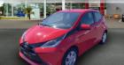 Toyota Aygo 1.0 VVT-i 69ch x-red 2018 5p Rouge à Le Chateau D'Olonne 85