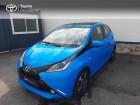 Toyota Aygo 1.0 VVT-i 69ch x-wave 3 5p Bleu à Saint-Jouan-des-Guérets 35
