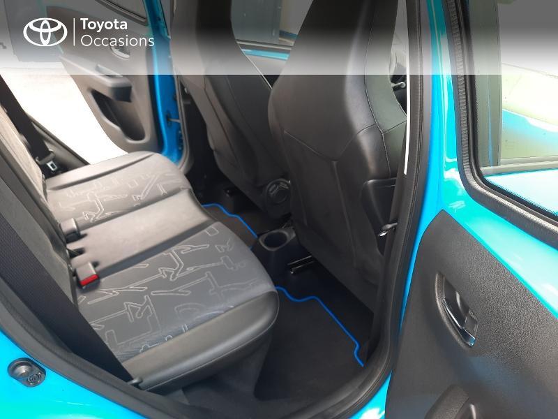 Toyota Aygo 1.0 VVT-i 69ch x-wave 3 5p Bleu occasion à Saint-Jouan-des-Guérets - photo n°7