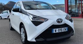Toyota Aygo occasion à EPAGNY