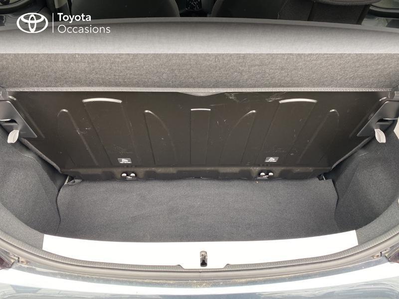 Toyota Aygo 1.0 VVT-i 72ch x-black 5p Noir occasion à Albi - photo n°10