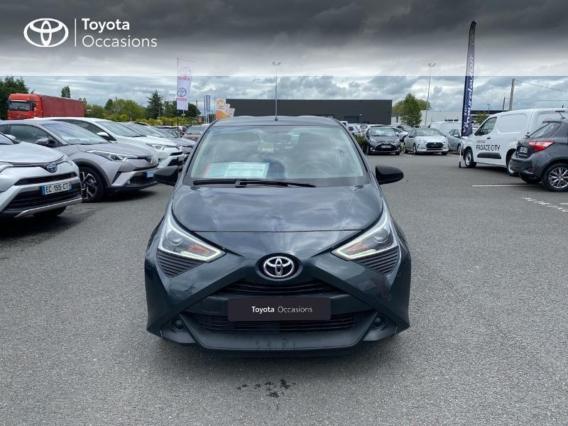 Toyota Aygo 1.0 VVT-i 72ch x-black 5p Noir occasion à Albi - photo n°5