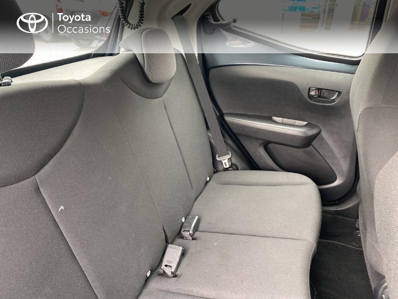 Toyota Aygo 1.0 VVT-i 72ch x-black 5p Noir occasion à Albi - photo n°7