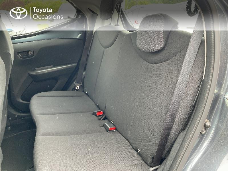 Toyota Aygo 1.0 VVT-i 72ch x-black 5p Noir occasion à Albi - photo n°12