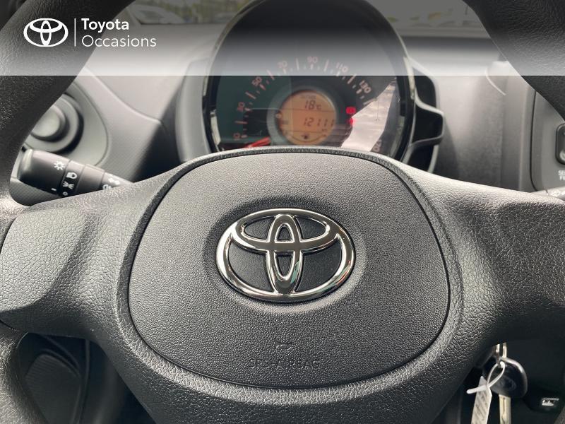 Toyota Aygo 1.0 VVT-i 72ch x-black 5p Noir occasion à Albi - photo n°13