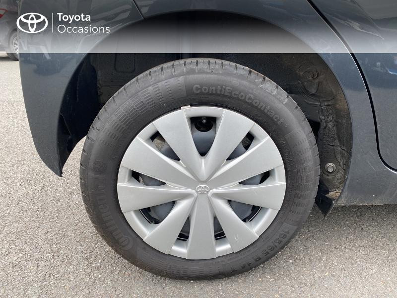 Toyota Aygo 1.0 VVT-i 72ch x-black 5p Noir occasion à Albi - photo n°16