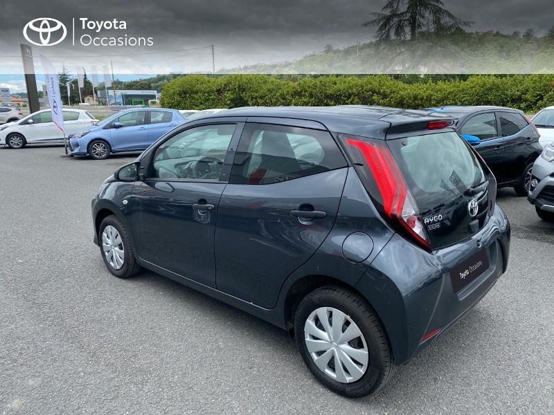 Toyota Aygo 1.0 VVT-i 72ch x-black 5p Noir occasion à Albi - photo n°18