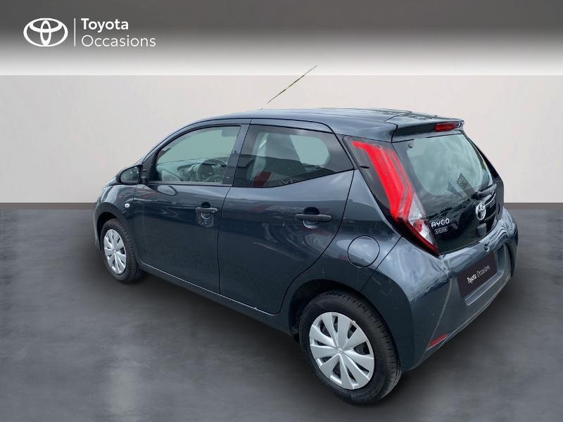 Toyota Aygo 1.0 VVT-i 72ch x-black 5p Noir occasion à Albi - photo n°2